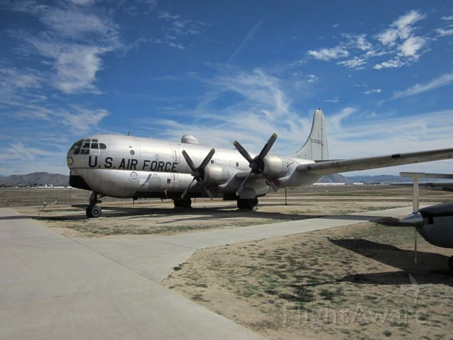 Boeing C-97 Stratofreighter (03-0363) - Boeing C-97 at March Field Museum, Riverside CA
