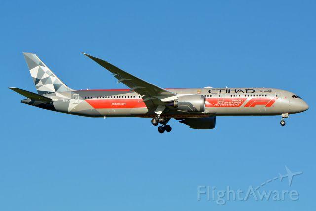 Boeing 787-9 Dreamliner (A6-BLV)