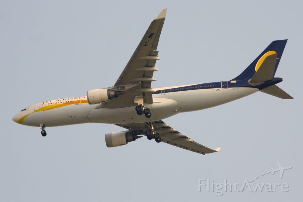 Airbus A320 (VT-JWM)