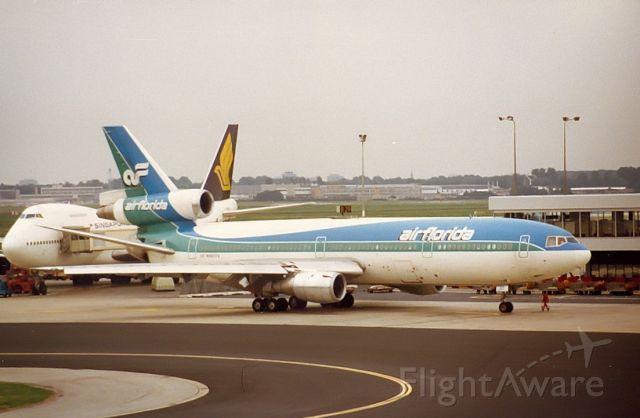 McDonnell Douglas DC-10 (N101TV) - Air Florida DC10-30CF cn46800 Archief jul-82