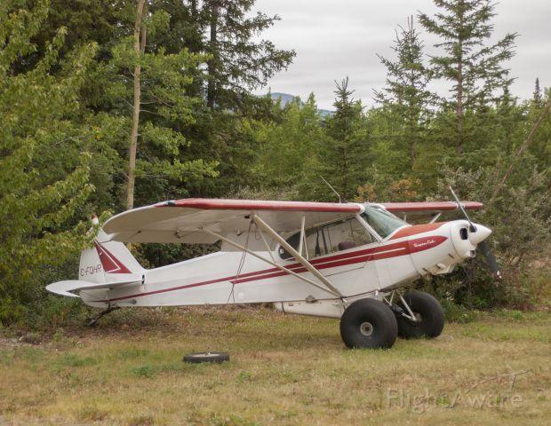 "Piper PA-12 Super Cruiser (C-FQHR) - more: <a rel=""nofollow"" href=""http://www.c-fisx.ca"">www.c-fisx.ca</a>"