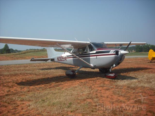 Cessna Skyhawk (N30514) - 1974 CESSNA 172M PEACH STATE GA2