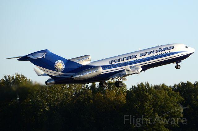 Boeing 727-100 (VP-BPZ) - October 2012
