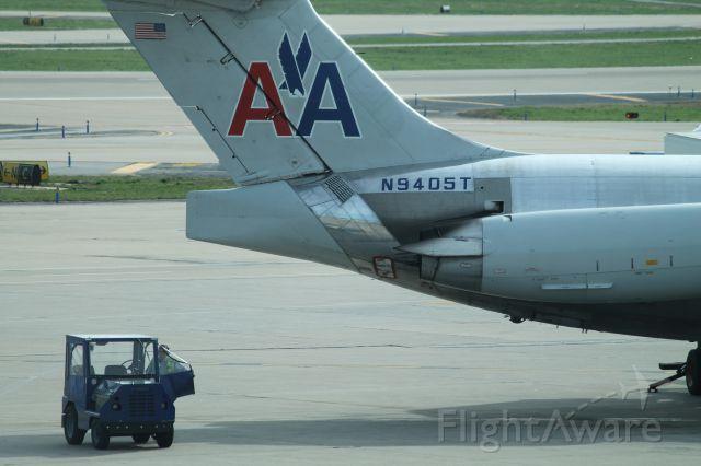 McDonnell Douglas MD-83 (N9405T)