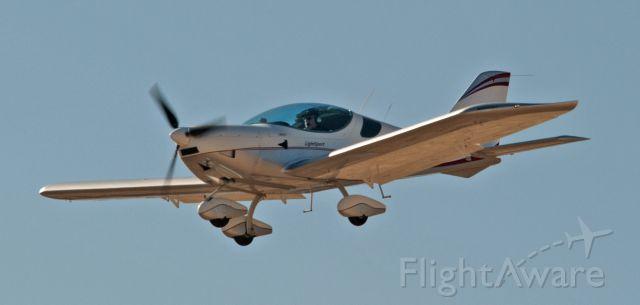 CSA SportCruiser (N269CS) - Aircraft on final to 09 at Carson City