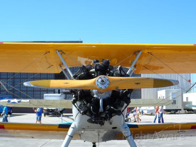 — — - Naval Aircraft Factory N3N