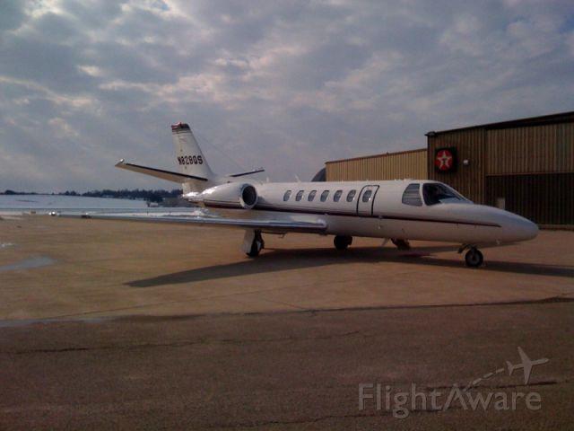 Cessna Citation V (N829QS) - Encore+