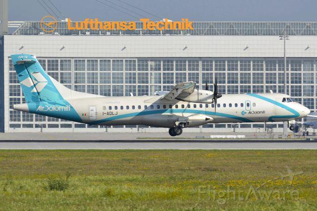 Aerospatiale ATR-72-500 (I-ADLJ)