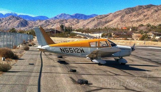 Piper Cherokee (N5512W) - N5512W - 1962 Piper PA-28-150