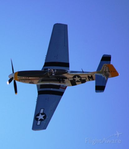 North American P-51 Mustang — - the Dakota Kid II at the sidney air-show