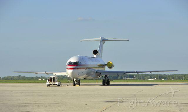 BOEING 727-200 (N722CK) - Kalitta Charters II Boeing 727-2H3 N722CK in Willow Run Airport