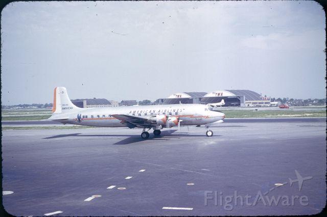 Douglas DC-7 — - 1953