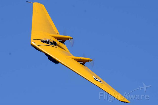 N9MB — - Northrop N9M-B Flying Wing N9MB at the Wings Over Camarillo Airshow.
