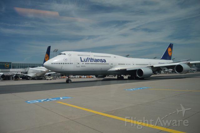 BOEING 747-8 (D-ABYK)
