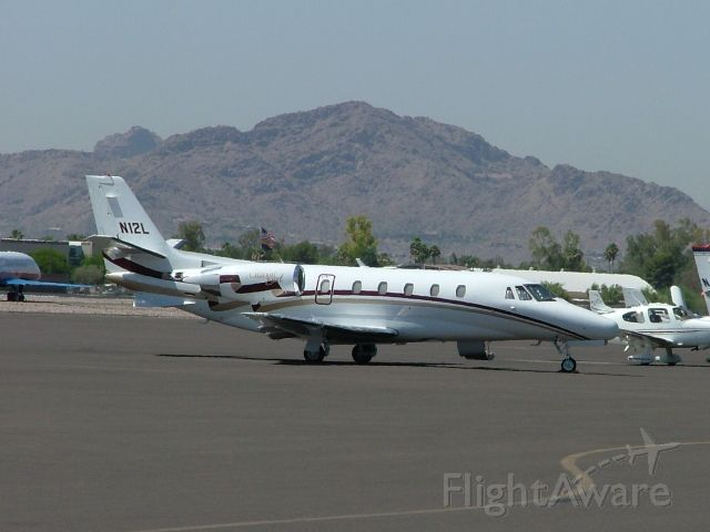Cessna Citation Excel/XLS (N12L)