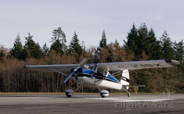 Cessna 140 (C-FISX)