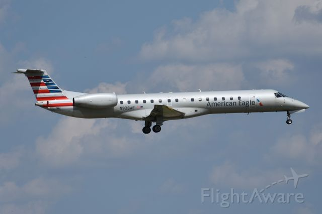 Embraer ERJ-145 (N928AE) - Taken May 27th 2018 from Founder