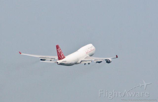 Boeing 747-200 (D-ACGB)