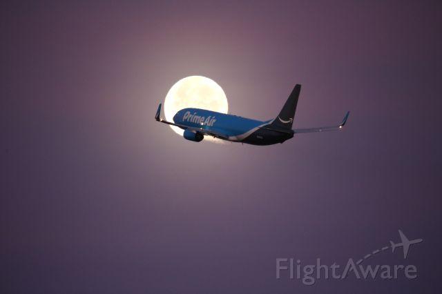 Boeing 737-800 (N5683A)