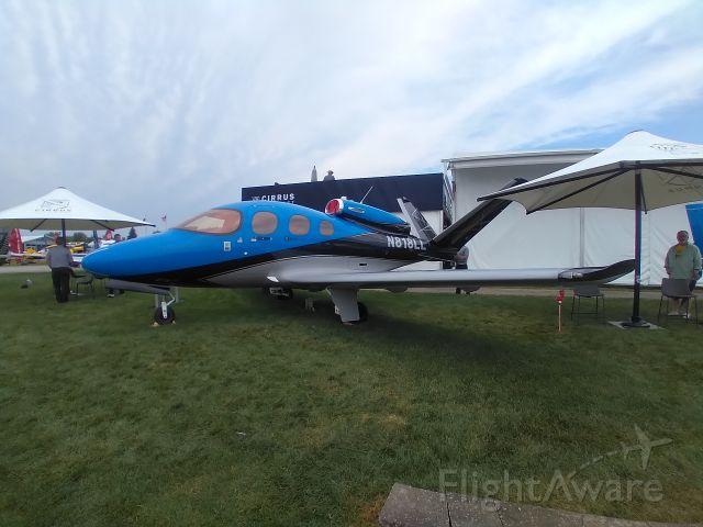 Cirrus Vision SF50 (N818LL) - AirVenture 2021
