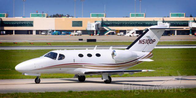 Cessna Citation Mustang (N510DP)