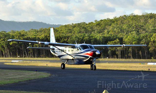 Cessna Caravan (VH-TFQ) - Hinterland Aviation Cessna 208B Grand Caravan VH-TFQ in Cooktown