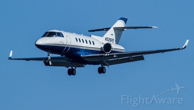 Raytheon Hawker 800 (N526PS)