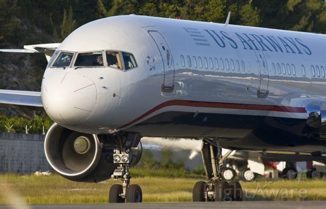 Boeing 757-200 — - BOEING 757