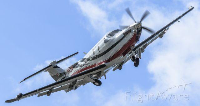 Pilatus PC-12 (F-OSTB)