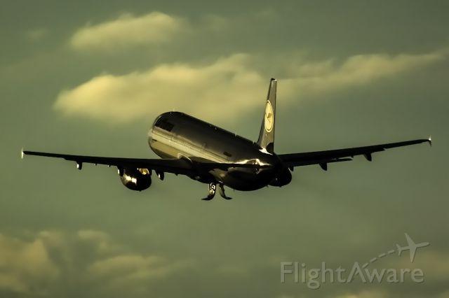 Airbus A321 (D-AISW)