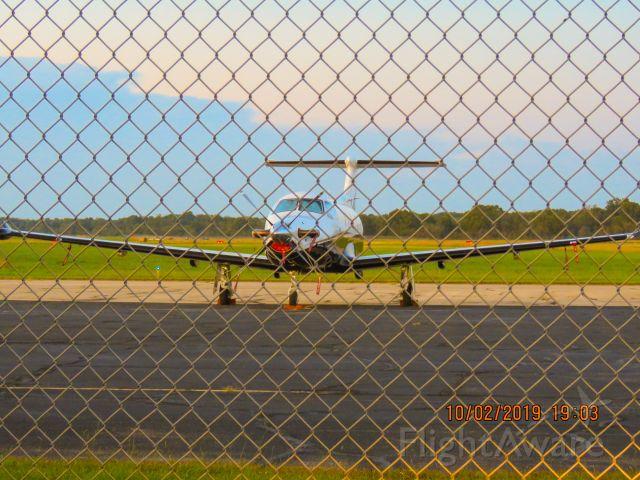 Pilatus PC-12 (N198TK)