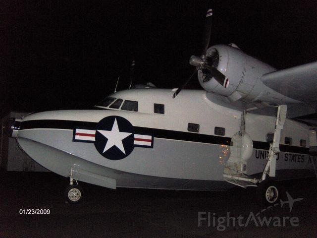 Grumman HU-16 Albatross (N7025N)