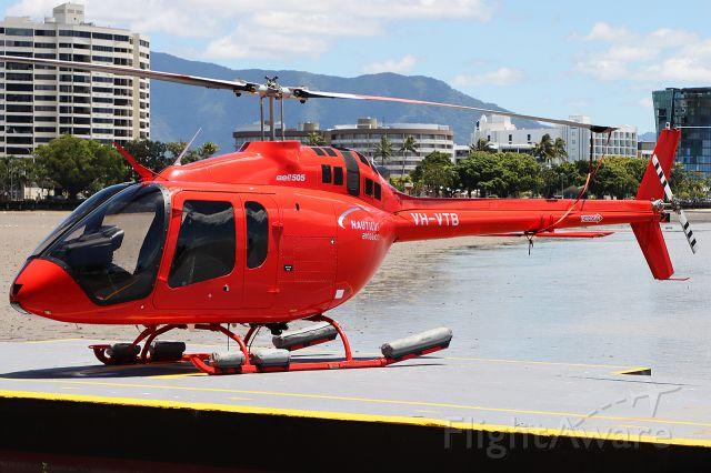 Bell 505 (VH-VTB)