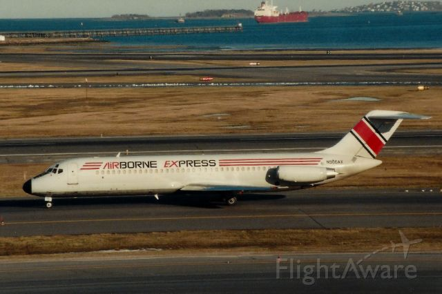 McDonnell Douglas DC-9-30 (N906AX) - From: March 25, 1998