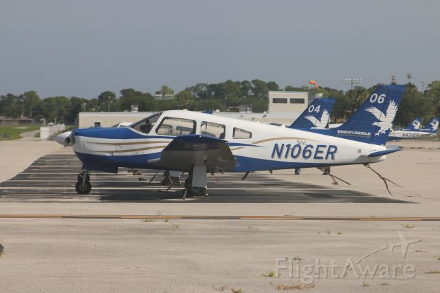 Piper Cherokee Arrow (N106ER) - Just found this plane just crashed. Rest in peace...