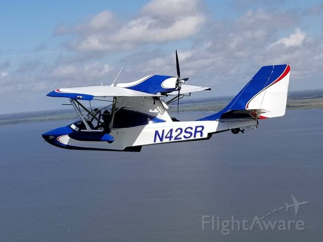 PROGRESSIVE AERODYNE SeaRey (N42SR)