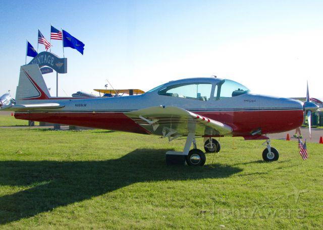 North American Navion (N888LW) - AirVenture 2016.