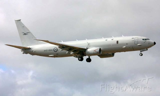 Boeing P-8 Poseidon (A47004)