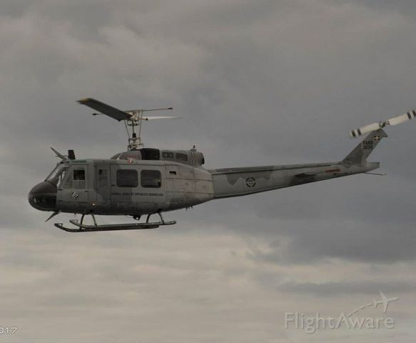 FARD3035 — - Fuerza Aérea de la República Dominicana, mientras realizaba un pasaje en el #DesfileMilitar27F