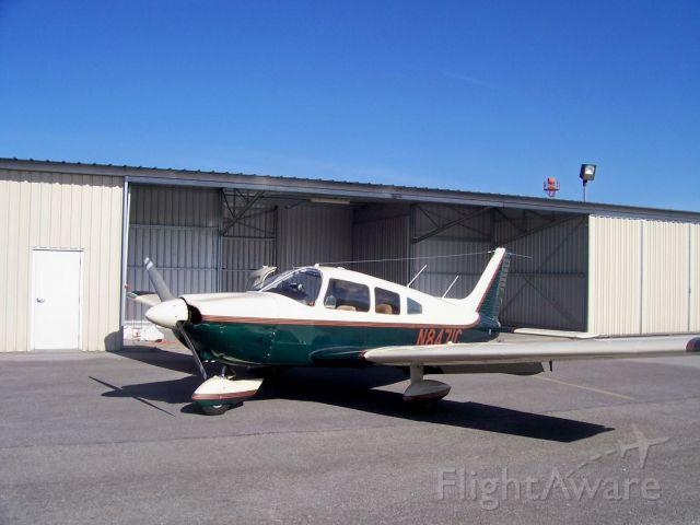 Piper Cherokee (N8471C) - AT HOME