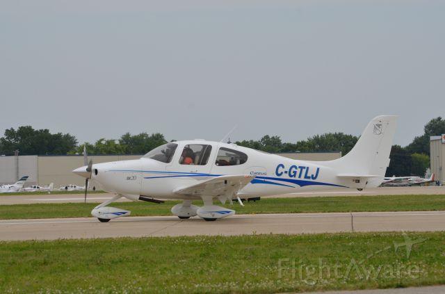 Cirrus SR-20 (C-GTLJ) - AirVenture 2014