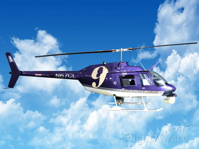 N67CL — - Flown by WFTV Channel-9 television station in Orlando FL. It is their News chopper.