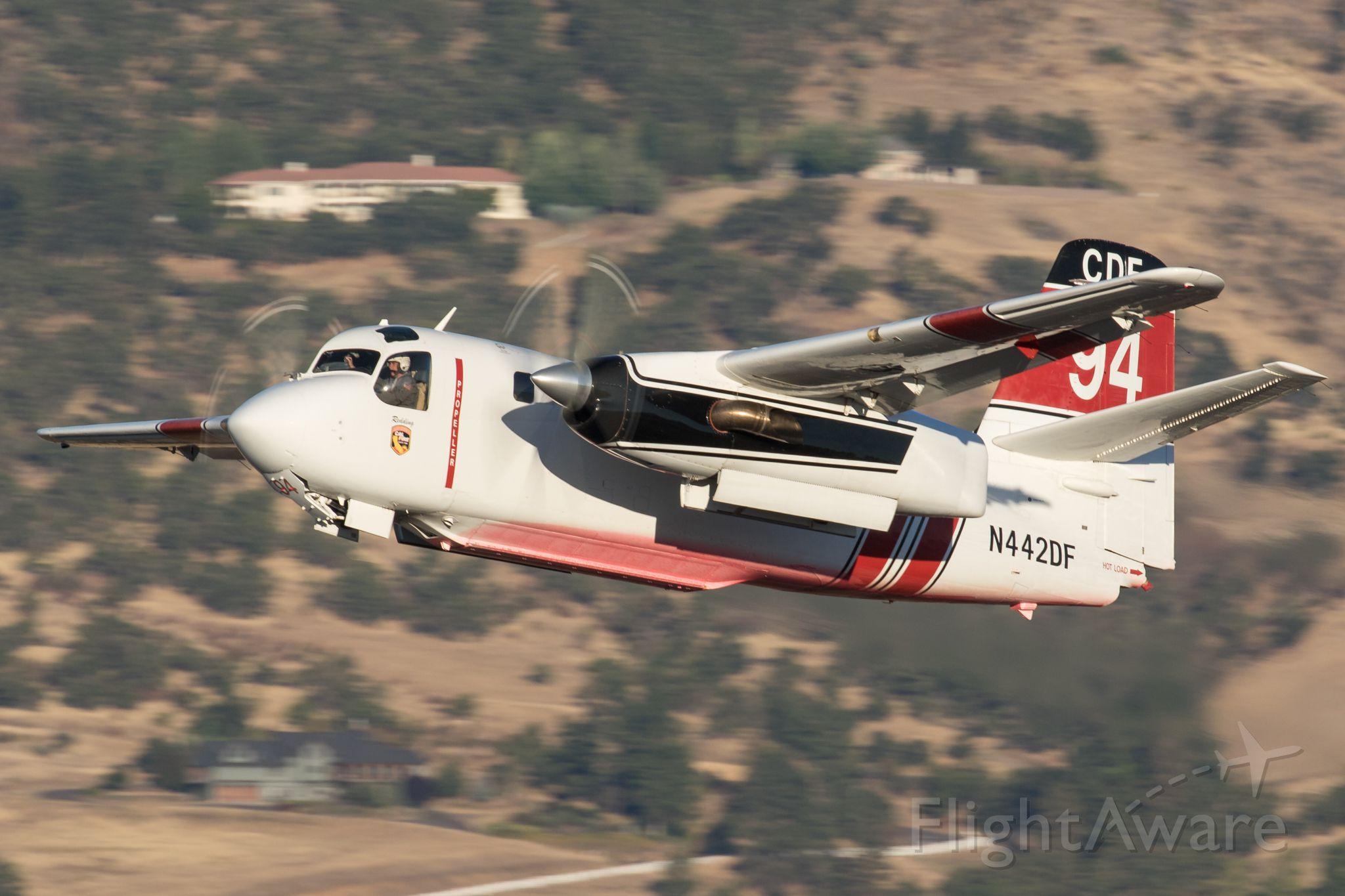 MARSH Turbo Tracker (N442DF)