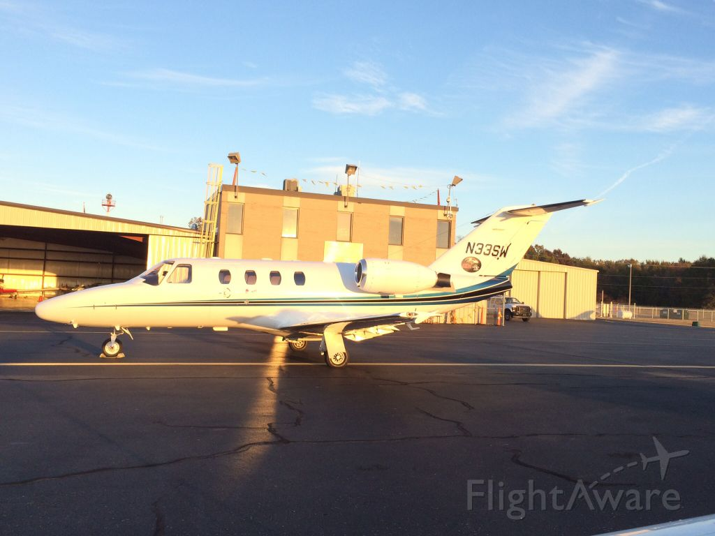 Cessna Citation CJ1 (N33SW) - CJ1