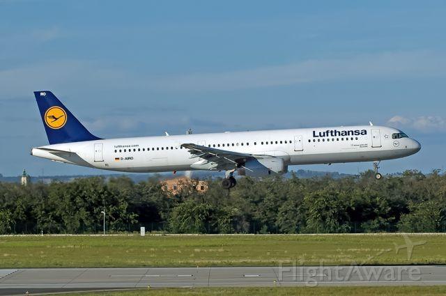 Airbus A321 (D-AIRO)