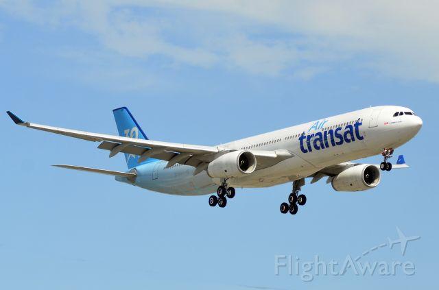 Airbus A330-300 (C-GKTS)
