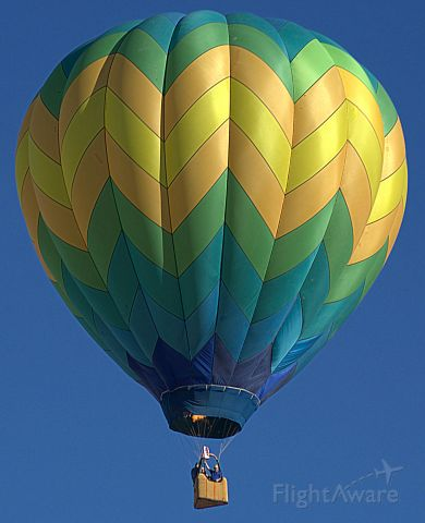 Unknown/Generic Balloon (N1528Z) - Next Generation Balloon Team from Roswell, NM