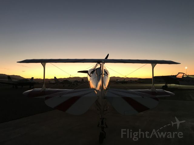 PITTS Special (S-1) (N104PT) - Ready for the next day