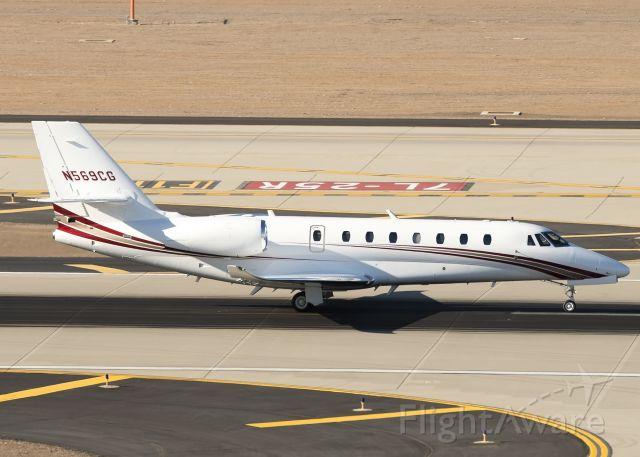 Cessna Citation Sovereign (N569CG)