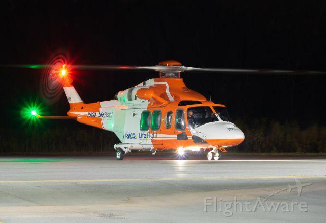 BELL-AGUSTA AB-139 (VH-XIB)